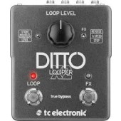 TC Electronics Ditto X2 Two-footswitch Looper Pedal